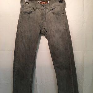 Levi's 511 skinny jeans. W28 L32.